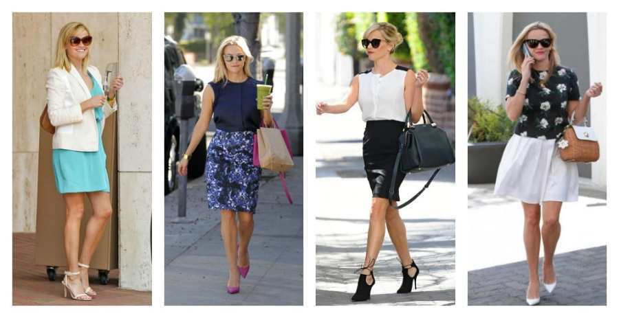 Reese Witherspoon work wear