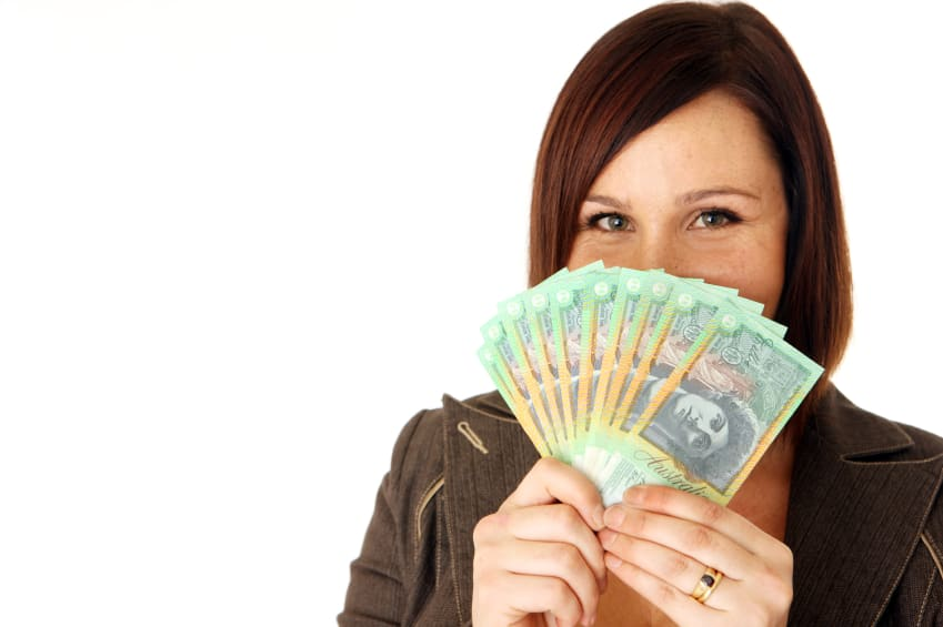 australian-money-woman