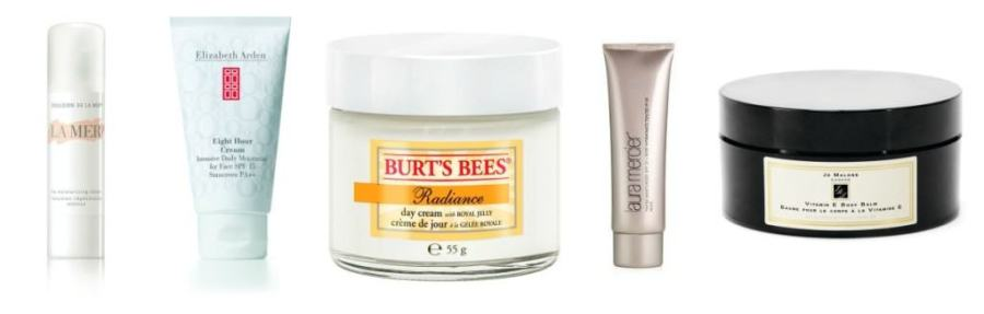 moisturiser skin care