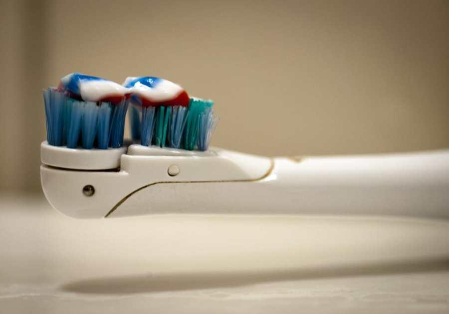 teeth toothpaste