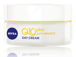 82321 Q10 Plus Anti-wrinkle Day Cream jar