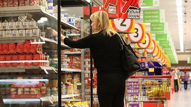 shopping- groceries-saving money