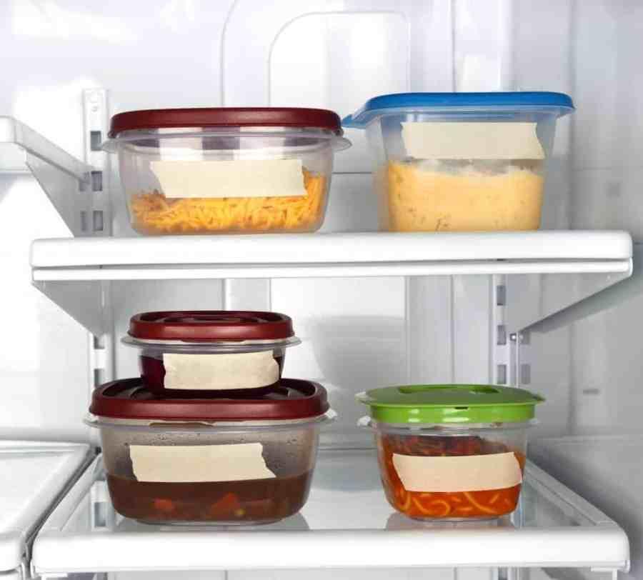 Leftovers-food