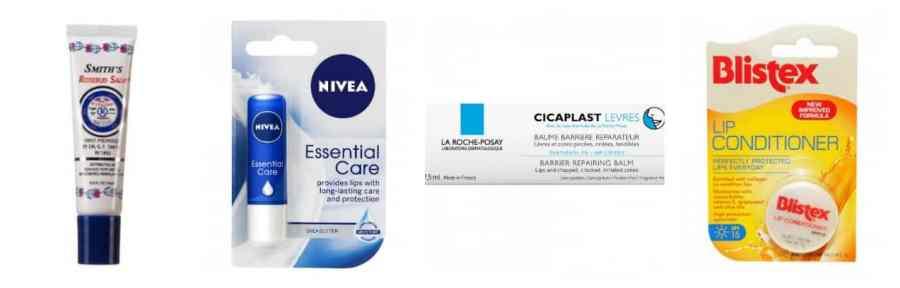 lip care moisturisers