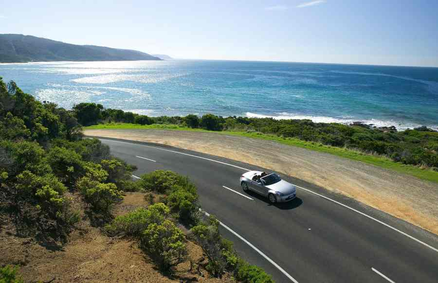 Nissan Roadstar Touring The Great Ocean Road