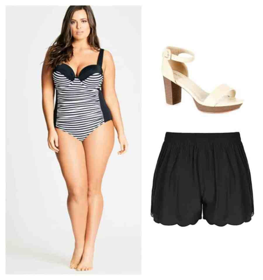 stripe-mono-one-piece-resort-wear-city-chic