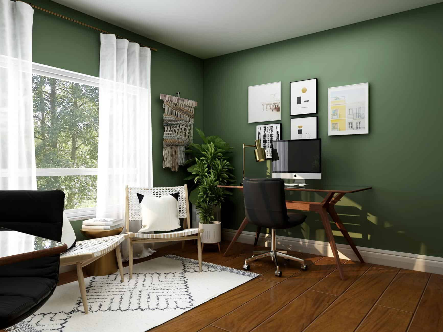 DIYing Your Perfect Home Office