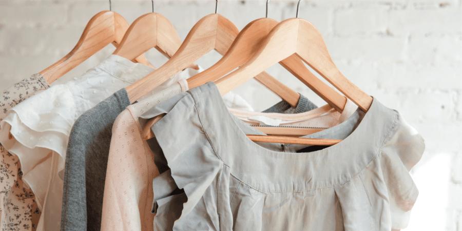 summer clothing wardrobe