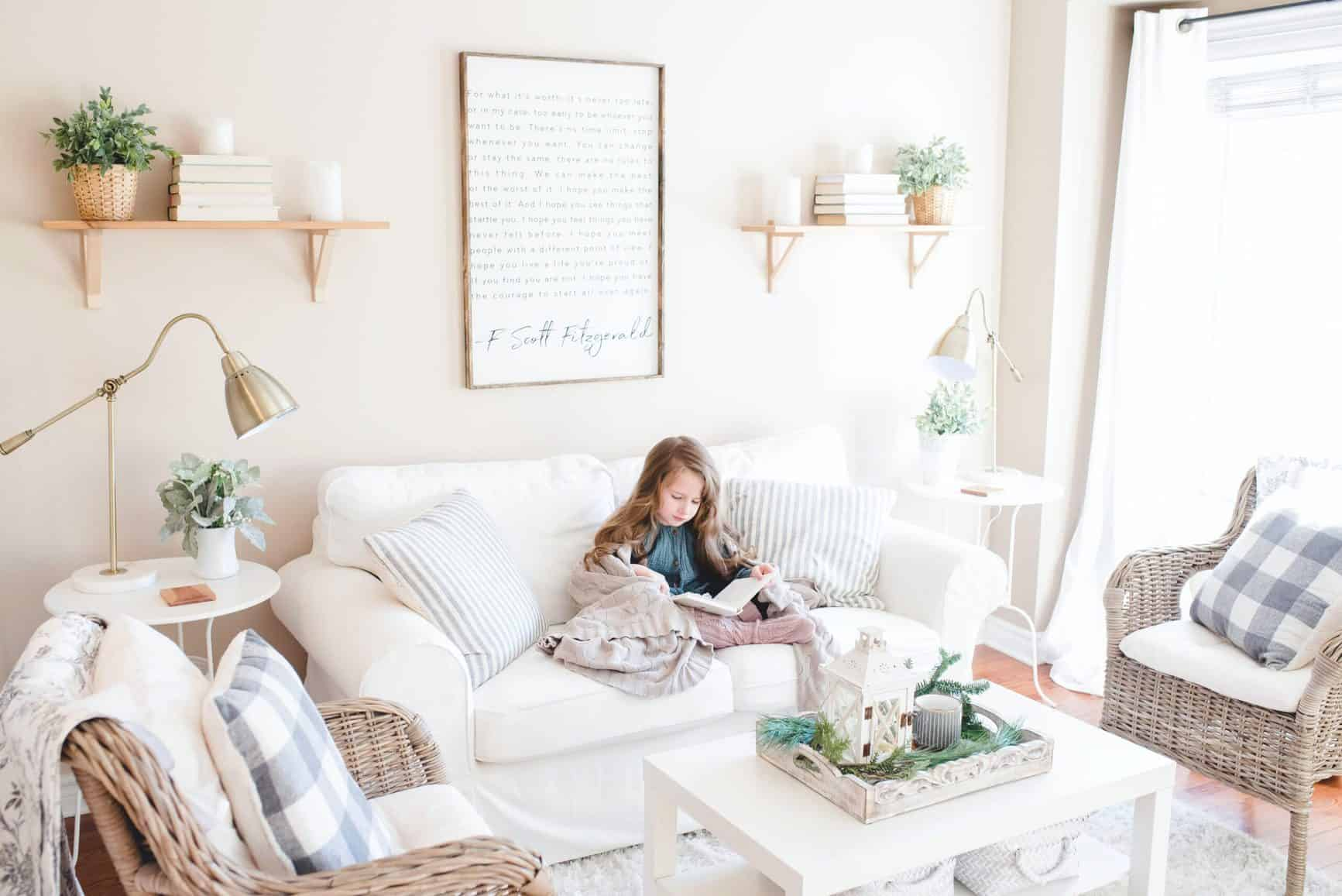 Top 5 Tips for a Cosy yet Stylish Living Room