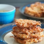 These Tortang Dulong have crispy edges and tender fish meat inside. It is an easy week night meal that is both delicious and fast to make..
