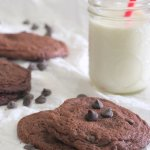 Chocolate Chips Nutella Cookies