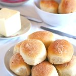 Pandesal ( Filipino Bread Rolls)