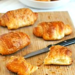 Cream Cheese Croissants