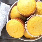 These moist and buttery cornbread muffins are addictive treats that you can make in no time.