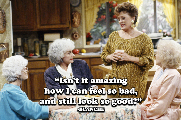 Golden Girls Quotes To Enjoy With A Slice Of Cheesecake