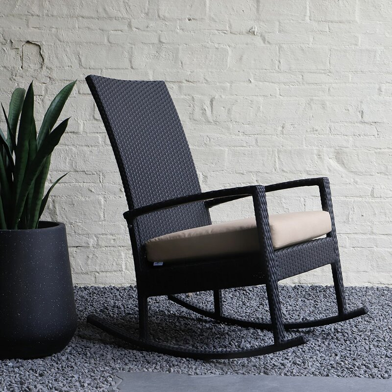 6 best outdoor rocking chairs for a
