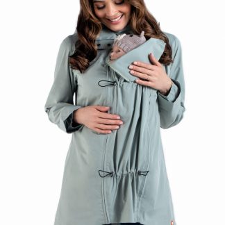 foldable babywearing jacket