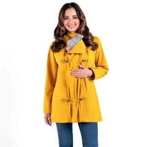 foldable babywearing jacket