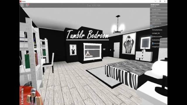 Bedroom Ideas Roblox Bloxburg