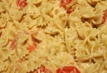 Photo of מתכון ב-20 דקות: פסטה עם (הרבה) שום ועגבניות