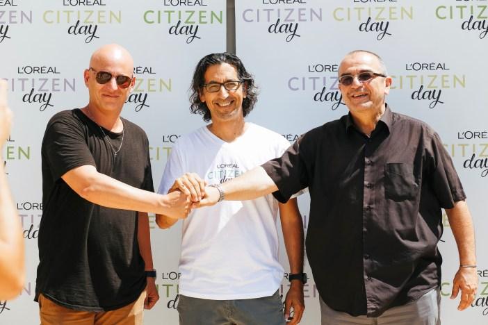 יום האזרחות הטובה 2017 בלוריאל ישראל