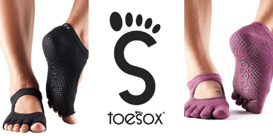 גרבי TOESOX - גרבים 5 אצבעות