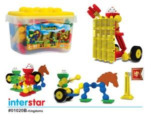 אינרסטאר משחק הרכבה לילדים