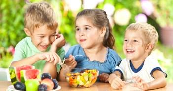 שמירה על תזונת הילדים בחגים