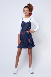 שמלה לבנות של סולוג