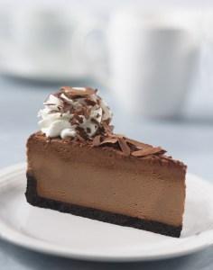 עוגת מוס שוקולד של ציזקייק פקטורי