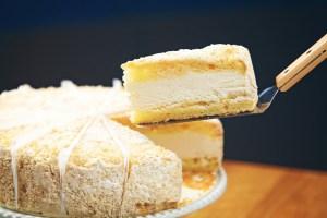 עוגת שכבות של ציזקייק פקטורי
