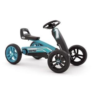 מכונית פדלים לילדים קטנים ברג באזי רייסינג