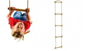 סולם חבלים לילדים