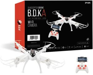 רחפן שומר גובה BDK Super-A עם מצלמת Wi-Fi