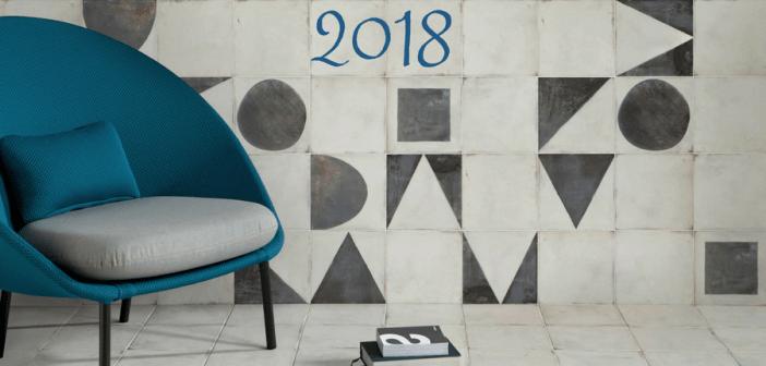 טרנדים בעיצוב ל-2018