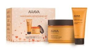 מארז MANDARIN REFRESHING של AHAVA