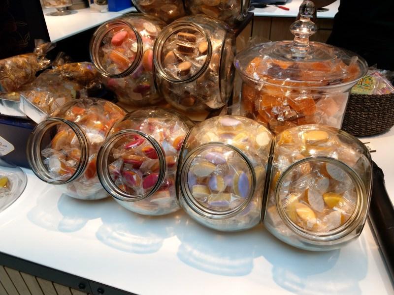 ממתקים צרפתיים של Le Roy Rene