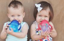 תינוקות ושתיית מים