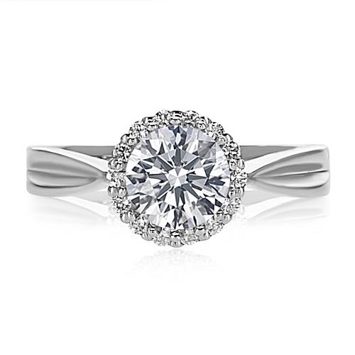 יהלומי הבורסה - טבעת מדגם אלכס