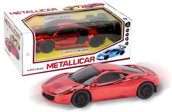 מכונית מסדרת METALLICAR של המותג משינה