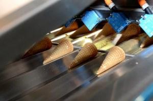 קו ייצור גביעי גלידה גילרו