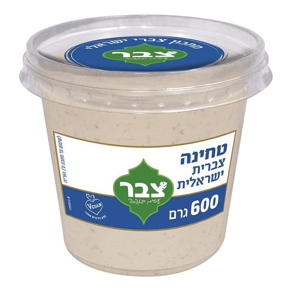 טחינה צבר במהדורה ישראלית