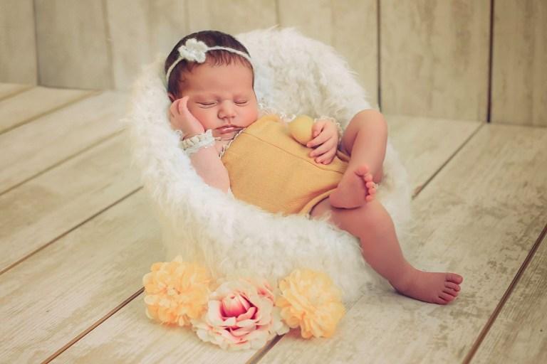 תינוקות בצילומי ניו בורן