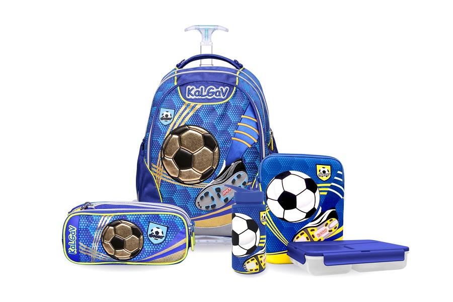 קופסאות ובקבוקים של קל גב - כדורגל