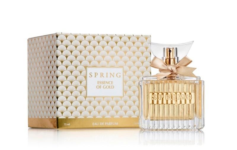 בושם spring essence of gold