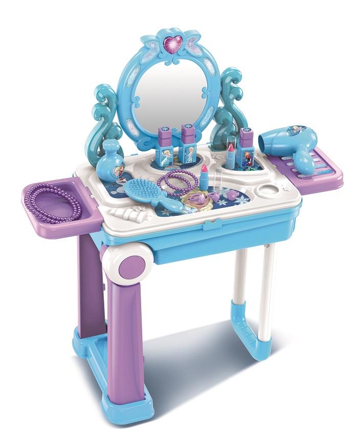 ב ש צעצועים - טרולי - ערכת יופי במותג פרוזן