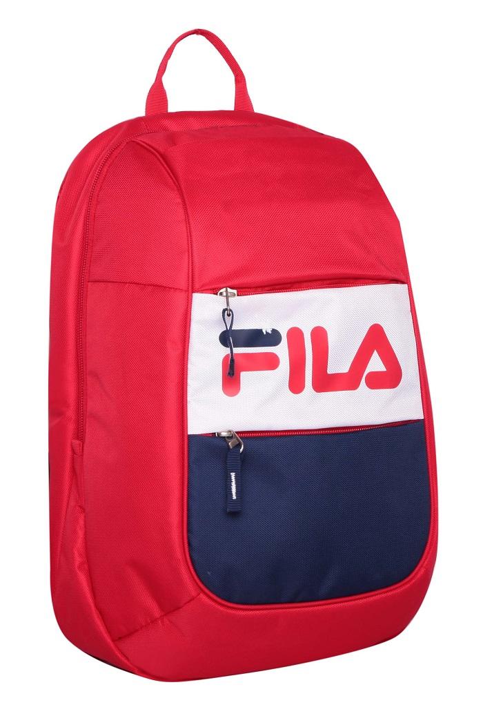 תיק FILA ROUND בצבע אדום של פלפוט