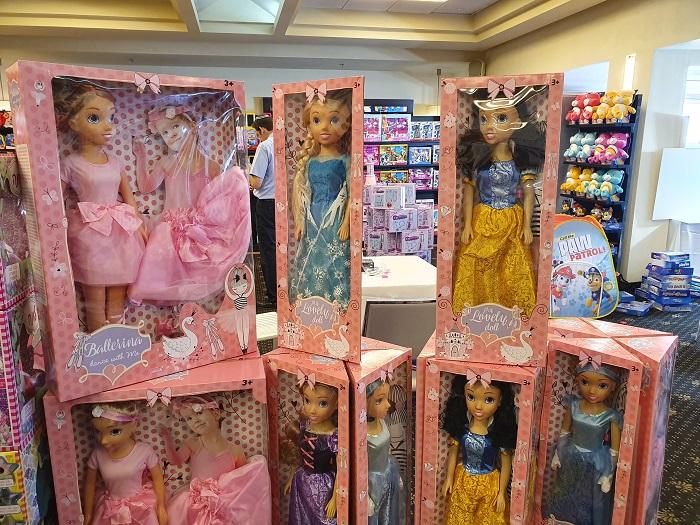 בובות של נסיכות