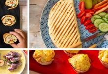 Photo of מתכונים קלילים, מזינים ויצירתיים לארוחת עשר