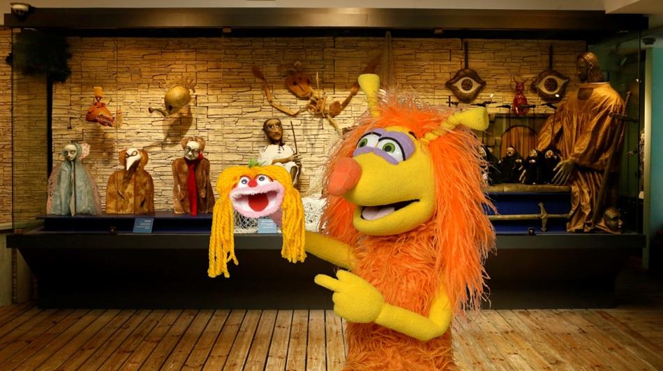סיורים במוזיאון לאמנות תיאטרון הבובות בחולון